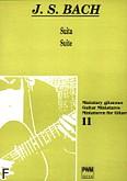 Okładka: Bach Johann Sebastian, Suita - transkrypcja z suity nr 1 na wiolonczelę solo, BWV 1007