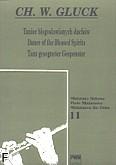 Okładka: Gluck Christoph Willibald von, Taniec Błogosławionych duchów z opery