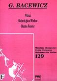 Ok�adka: Bacewicz Gra�yna, Witra�