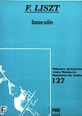 Okładka: Liszt Franz, Romance oubliée