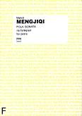 Okładka: Mengjiqi Mehdi, Folk Sonata
