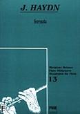 Okładka: Haydn Franz Joseph, Serenata