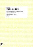 Ok�adka: Zieli�ski Maciej, Lutos�awski in memoriam na ob�j i fortepian