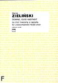 Okładka: Zieliński Maciej, Domine, quis Habitabit na chór mieszany a cappella /part./