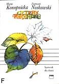 Okładka: Noskowski Zygmunt, Cztery pory roku śpiewnik dla dzieci