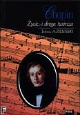 Okładka: Zieliński Tadeusz Andrzej, Chopin - życie i droga twórcza