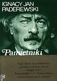 Okładka: Paderewski Ignacy Jan, Pamiętniki T.2