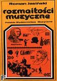 Okładka: Jasiński Roman, Rozmaitości muzyczne