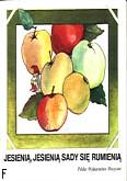 Ok�adka: Za�piewaj mi mamo, Jesienia, jesienia sady si� rumieni�