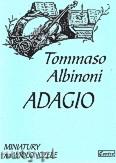 Ok�adka: Albinoni Tomaso, Adagio