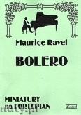 Okładka: Ravel Maurice, Bolero