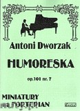 Ok�adka: Dvo��k Antonin, Humoreska op. 101 nr 7