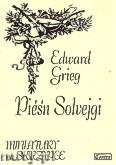 Ok�adka: Grieg Edward, Pie�� Solvejgi