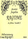 Okładka: Joplin Scott, Ragtime (z filmu