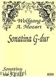 Okładka: Mozart Wolfgang Amadeusz, Sonatina G-dur