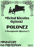 Ok�adka: Ogi�ski Micha� Kleofas, Polonez