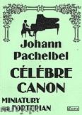Okładka: Pachelbel Johann, Célébra Canon