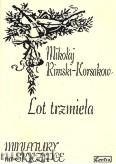 Okładka: Rimski-Korsakow Mikołaj, Lot trzmiela