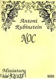 Ok�adka: Rubinstein Antoni, Noc op. 44 nr 1
