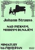 Ok�adka: Strauss Johann, Nad pi�knym, modrym Dunajem