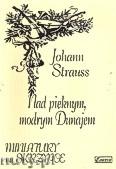 Okładka: Strauss Johann, Nad pięknym, modrym Dunajem