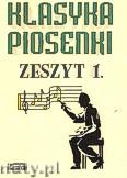 Okładka: Zganiacz-Mazur Liliana, Klasyka piosenki, z. 1