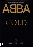 Okładka: ABBA, Gold Greatest Hits