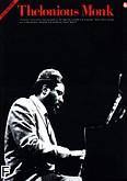 Ok�adka: Monk Thelonious, Thelonious Monk. JAZZ MASTERS.