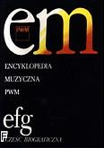 Okładka: , Encyklopedia muzyczna PWM t.3 -efg