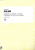 Ok�adka: Kilar Wojciech, Koncert na fortepian i orkiestr�