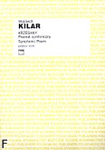 Okładka: Kilar Wojciech, Krzesany poemat symfoniczny (partytura)