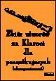 Okładka: , Zbiór utworów na klarnet dla początkujących akompaniament
