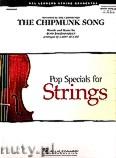 Ok�adka: Bagdasarian Ross, The Chipmunk Song