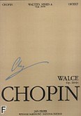 Okładka: Chopin Fryderyk, Walce op. 18-64 tom 11 (WN) Urtext