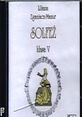 Okładka: Zganiacz-Mazur Liliana, Solfeż klasa 5 płyta CD - demonstracyjna