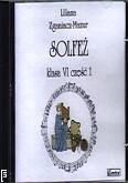 Okładka: Zganiacz-Mazur Liliana, Solfeż klasa 6 płyta CD - demonstracyjna cz.1