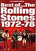 Ok�adka: Rolling Stones The, Best of ... The Rolling Stones 1972-78