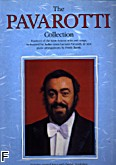 Okładka: Pavarotti, The Collection