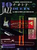 Okładka: , 10 easy jazz duets z płytą CD