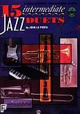 Okładka: , 15 intermediate jazz duets z płytą CD