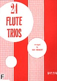 Okładka: Hudadoff Igor, 24 flute trios
