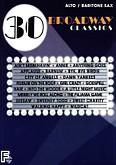 Okładka: , 30 Broadway classics