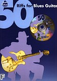 Okładka: , 50 riffs for blues guitar b/CD
