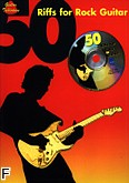 Okładka: , 50 riffs for rock guitar b/CD