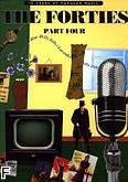 Okładka: , 70 years of popular music. Lata 40 część 4