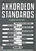 Okładka: , Akkordeon standards 10