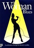 Okładka: , All woman. Blues