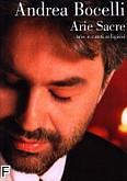 Okładka: Bocelli Andrea, Arie sacre