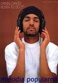 Ok�adka: Craig David, Born to do it pvg