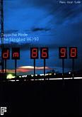 Okładka: Depeche Mode, Singles 86-98